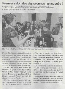 Ouest- France 11-03-2013
