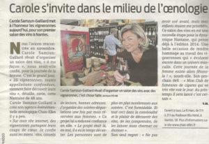 Presse-Océan 8-03-2013