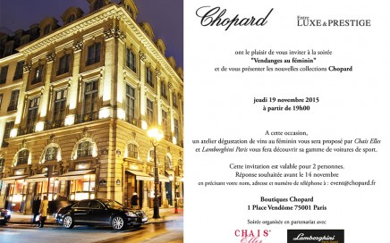 Invitation-Chopard