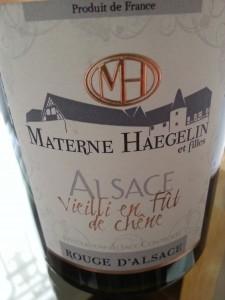 Rouge Alsace 2