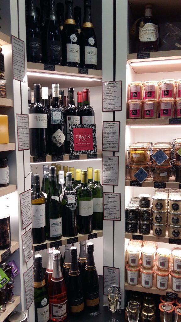 Les Vins de Chais Elles distribués par l'Epicerie Fine Le Panier de Louise à Angers