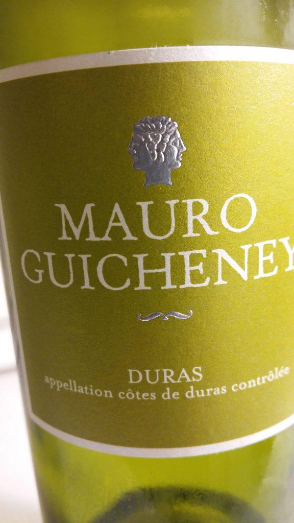 Duras Blanc 2012  Mauro Guicheney
