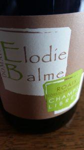 Roaix Elodie Balme