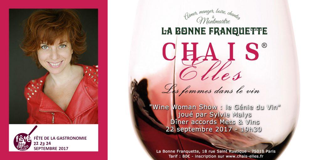 Théâtre et Gastronomie autour des Femmes dans le Vin