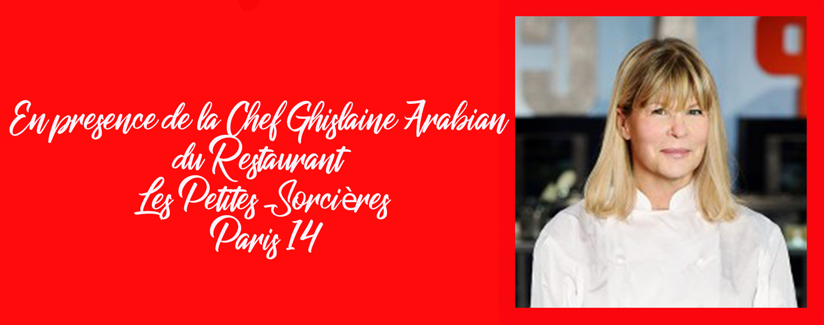 Ghislaine Arabian