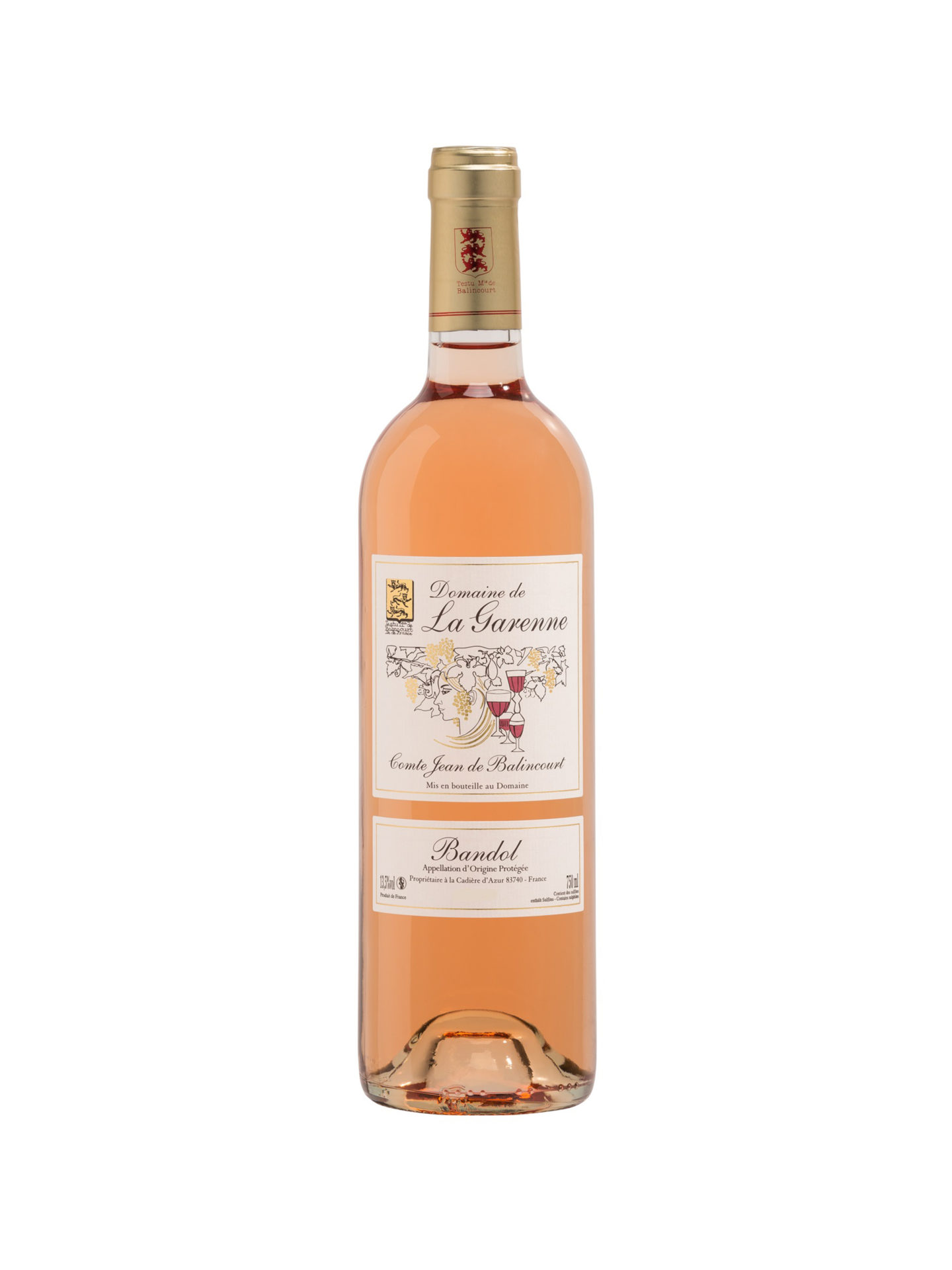 Bandol Rosé 2019 Tradition