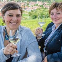 Elise et Régine Materne Haegelin
