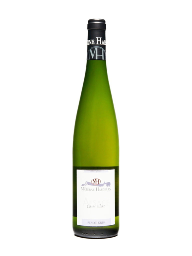 Pinot Gris Cuvée Elise Materne Haegelin