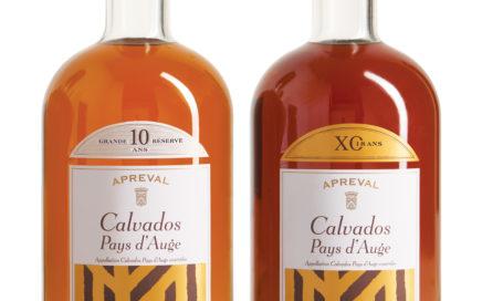 Coffret Calvados X2